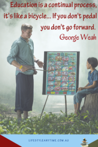 George Weah Quote