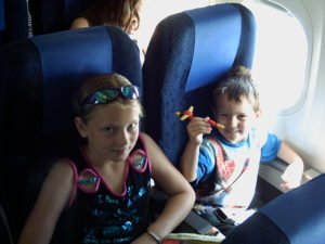 Flying long haul with children can be enjoyable. These 7 tips may help.