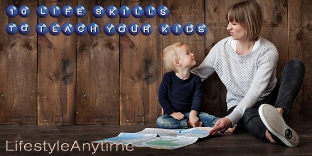 life skills to teach your children