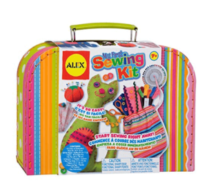 children first sewing kit
