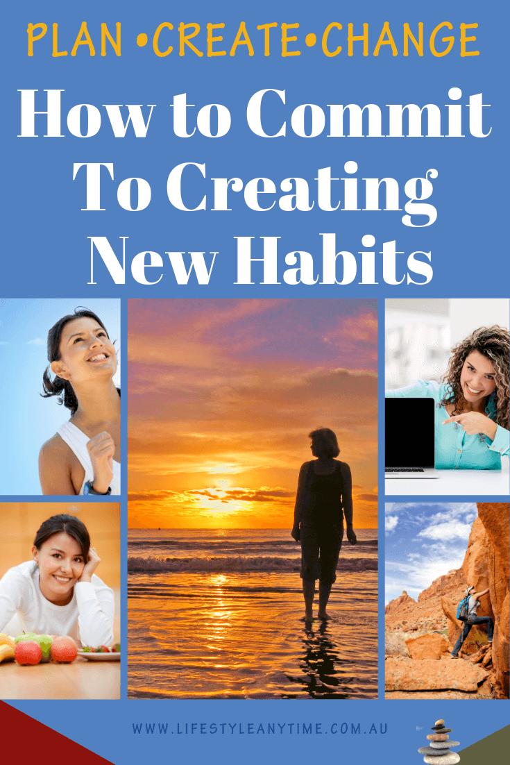 goal setting and habits