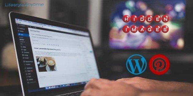 hide pinnable images in Wordpress