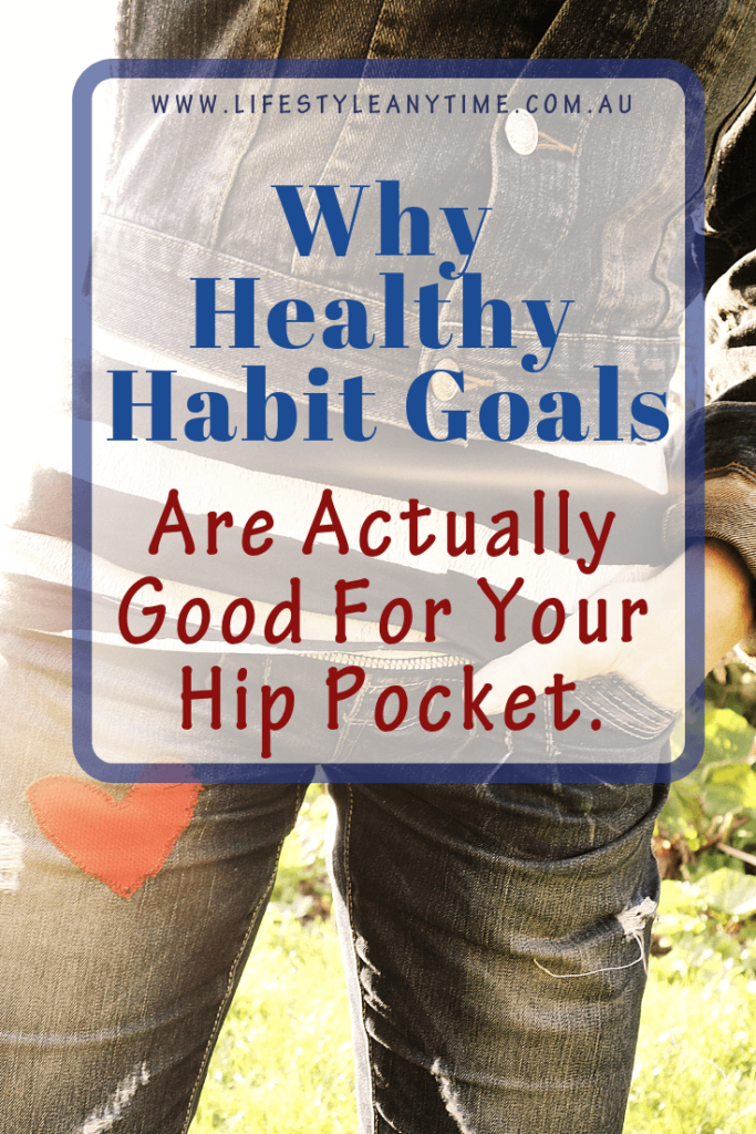 top 10 healthy habit goals