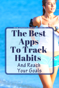 goal setting and habit tracking