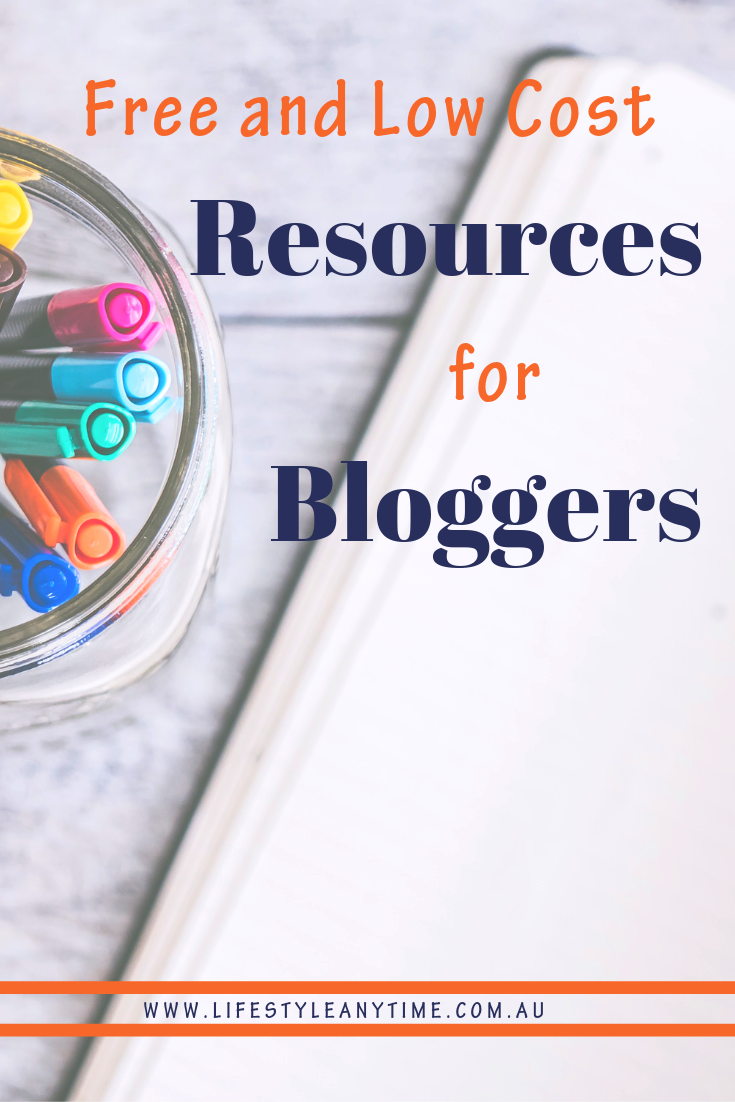 Tools and resources for beginner bloggers