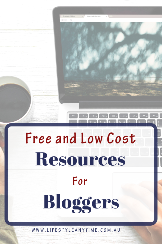 Resources for beginner bloggers