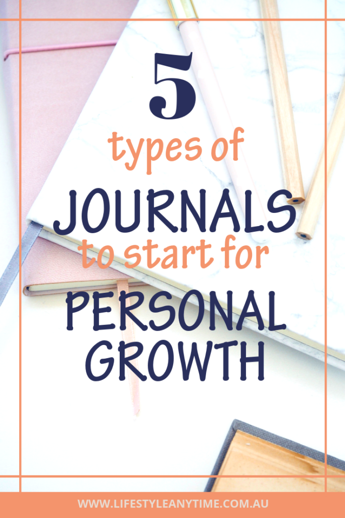 journals, how to start a journal, types of journals