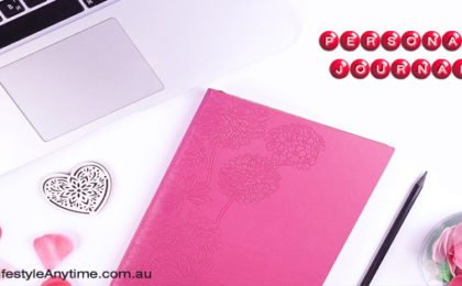 personal journal, journaling