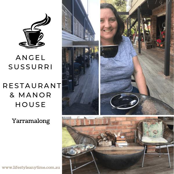 Angel Sussurri restaurant & manor house