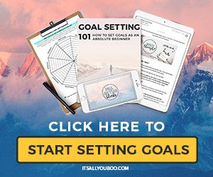 Goal setting eCourse, slay your goals