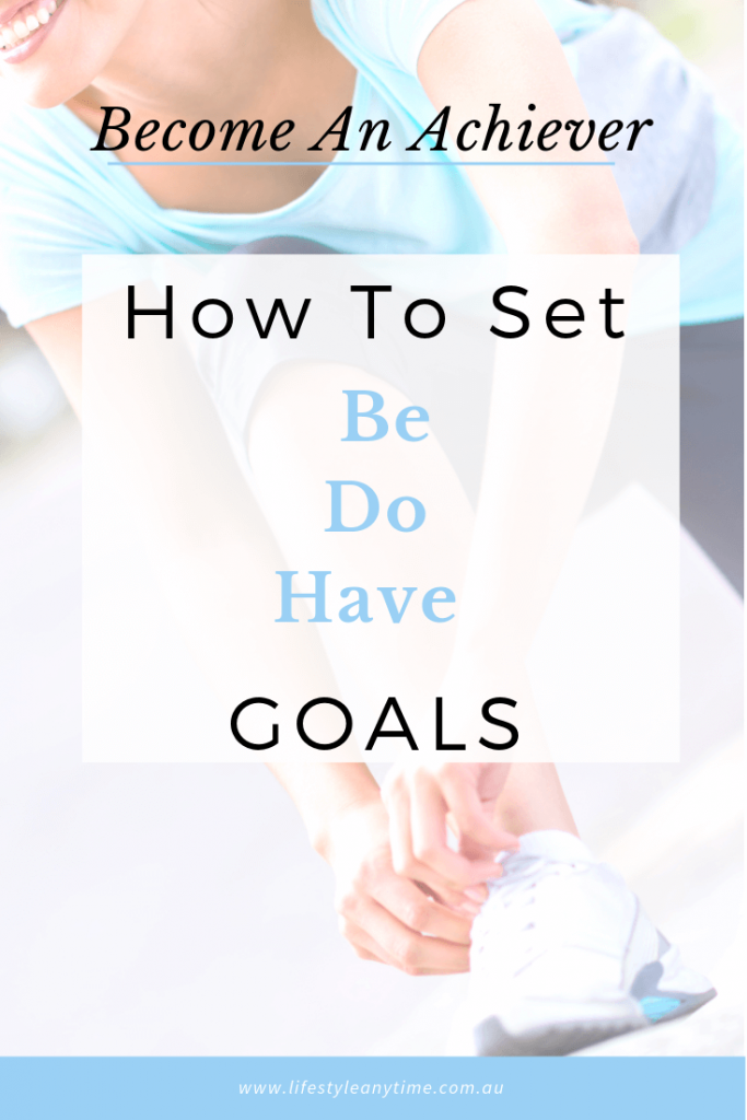 See how your goals are aligned. Learn how to be more successful with to do, to have and to be goals.