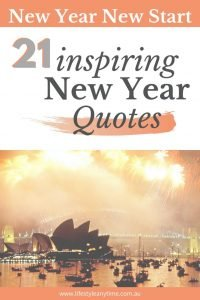 21 Inspiring New Year Quotes