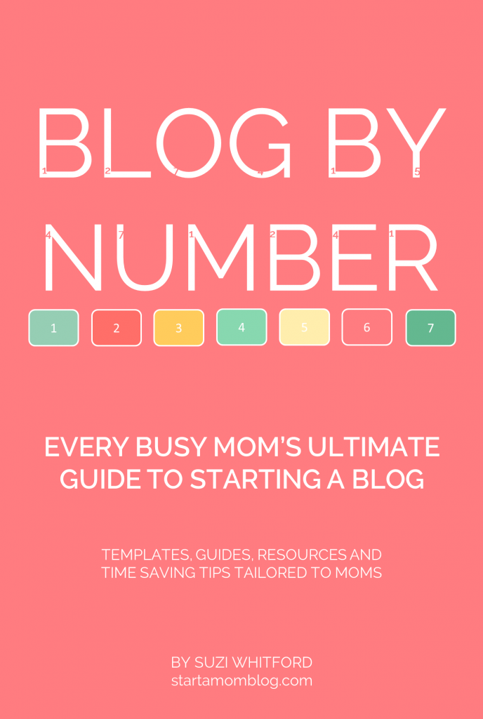 The easy way to start a blog is the blog by number course