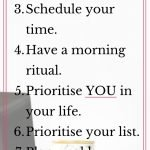 8 productivty tips to get more done