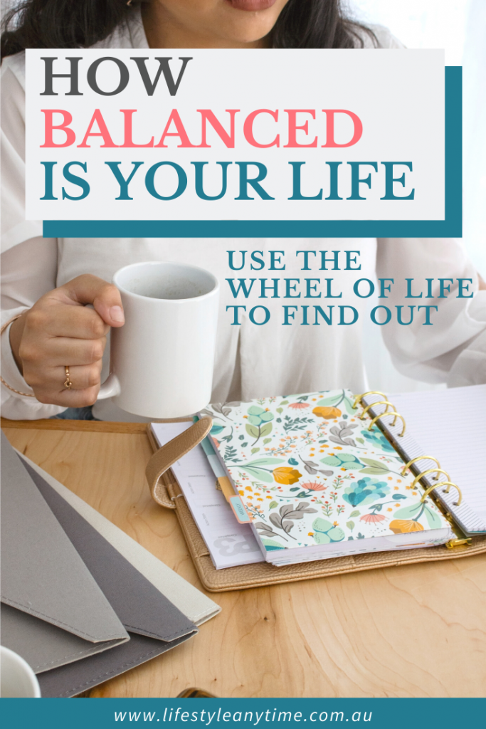 how balanced is your life